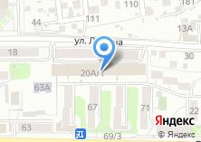 Компания «Автогаражный кооператив №102» на карте