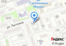Компания «ЭкстраСнаб» на карте