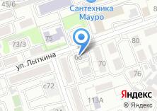 Компания «БайкалСпец» на карте