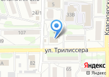 Компания «Сеть аптек МУП Центральная районная аптека №80» на карте