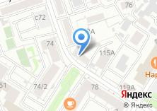 Компания «Полимер Сибирь» на карте