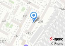 Компания «Easy Lash» на карте