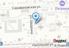 Компания «СантехЭлектроРемонт» на карте