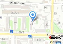 Компания «КапиталСтрой-Гарант» на карте