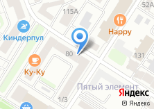 Компания «АВТОПОМОЩЬ» на карте
