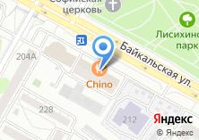 Компания «Нижняя Лисиха-4» на карте