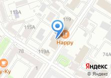 Компания «СК СибирьИнвест» на карте
