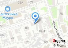 Компания «Авантаж» на карте