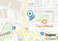 Компания «Жилой комплекс» на карте