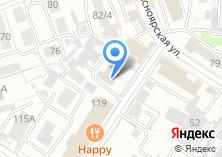 Компания «Печатники» на карте