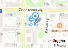 Компания «Автотранспортный сервис» на карте