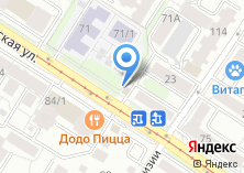 Компания «Светомир на Депутатской» на карте