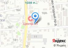 Компания «Мегаснаб» на карте