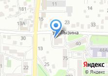 Компания «Ангара-Альянс» на карте