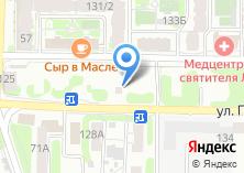 Компания «Правовой Иркутск» на карте