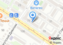 Компания «Ceragem» на карте