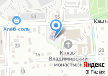 Компания «ДЮСШ №3» на карте