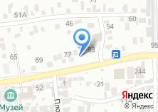 Компания «Аварийные комиссары Форсайт» на карте