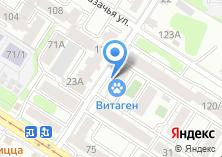 Компания «Корпорация КРЭО» на карте