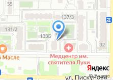 Компания «Сильвер групп» на карте