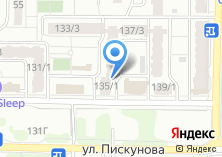 Компания «Стихия Байкала» на карте
