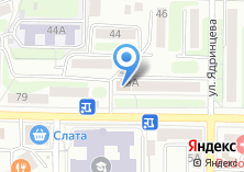 Компания «Хозно» на карте