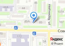 Компания «Илига» на карте