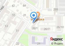 Компания «Бюро практических решений» на карте