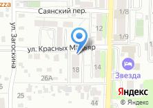 Компания «Продуктовыч» на карте