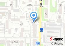 Компания «Ядренец» на карте