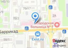 Компания «Ваша аптека» на карте