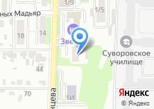 Компания «ЭкоДомСтрой» на карте