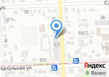 Компания «КотоНяня» на карте