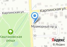 Компания «Иркутский Технический Энергоаудит» на карте