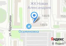 Компания «Строящийся жилой дом по ул. Пискунова» на карте