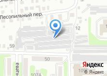 Компания «Автогаражный кооператив №66» на карте