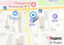 Компания «АЗС ФастОйл» на карте