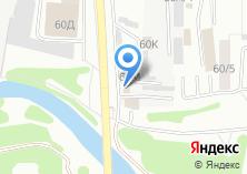 Компания «Техпромснаб» на карте