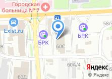 Компания «Торгово-монтажная компания воротофф, официальный партнер гк алютех» на карте