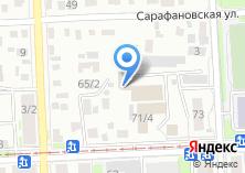 Компания «Снежный Барс сеть компьютерных супермаркетов» на карте
