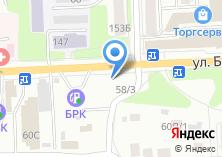 Компания «Рейсфедер» на карте