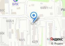 Компания «СибАвтоТранс» на карте