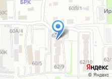 Компания «Астрой» на карте