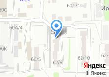 Компания «Каллисто» на карте