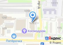 Компания «Юридический центр Михаила Кузякина» на карте