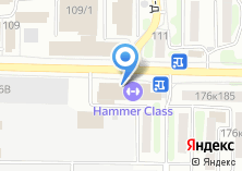 Компания «М-моделс» на карте