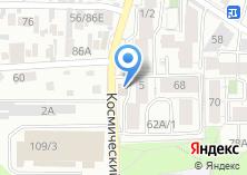 Компания «Эрком-Центр» на карте