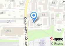 Компания «Рута» на карте