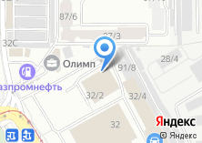 Компания «Автостандарт» на карте
