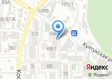 Компания «МиКа» на карте